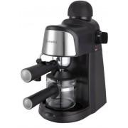 Cafetiera Hausmeister HM6209, 800W, 0.24l (Negru-Argintiu)