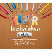 BBNC Kleurtechnieken workshop Julia Woning