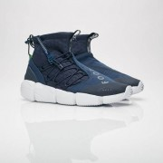 Nike Air Footscape Mid Utility In Blue - Size 42