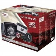 Kit Amplificador + Subwoofer Mac Audio Edition Set 4693