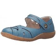 Spring Step Women's Hearts Walking Shoe, Blue, 39 EU/8. 5 M US