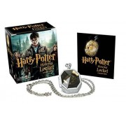 Harry Potter Horcrux Locket Kit and Sticker Book
