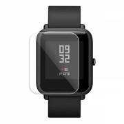 Set 3 folii de protectie ecran pentru Xiaomi Huami Amazfit BIP din TPU rezitenta la zgarieruri
