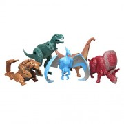 Generic Transformation Dinosuar Figure Model Dino Egg Toy Gift for Kids Children Boys-Random One