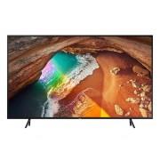 """Samsung Tv 49"""" Samsung Qe49q60rat Qled Serie Q60r 2019 4k Ultra Hd Smart Wifi 2400 Pqi Usb Hdmi Refurbished Charcoal Black"""