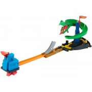 Hot Wheels City- Set de joaca Cobra