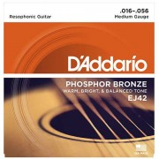 D'Addario EJ42 .016-056 Saiten Westerngitarre