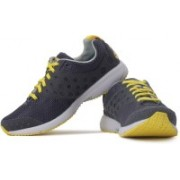 Puma Narita Running Shoes For Men(Yellow, Grey)