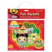 Colorforms Fun Pockets Ni Hao Kai Lan Fun Pocket