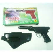 jain eagle double spring powerful air gun free 200 pellets 1 cover