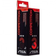 Stiga Competition Table Tennis Balls