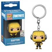 Pop! Keychain Fortnite Raptor Pop! Keychain