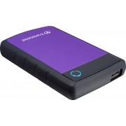 """Transcend »StoreJet 25H3P« externe HDD-Festplatte 2,5"""" (2 TB)"""