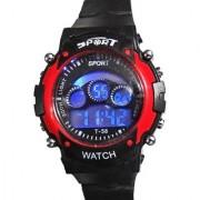 i DIVA'S LCD Multi-function Digital Alarm Boy Kids Girl Sports Wrist Watch