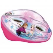 Casca de protectie pentru copii Frozen Disney Eurasia, reglaj intre 52-56 cm