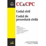 Codul civil. Codul de procedura civila ed.4 act. 2 iulie 2017