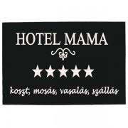 Tréfás Lábtörlő / Hotel Mama