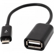 BRPEARL Black Micro USB OTG Adapter (Pack Of 1)-001