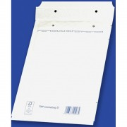 Plic antisoc D14, 200/275 - ext./180/265 - int., lipire siliconica, 5 buc/set, Office Products - alb