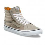 Vans Skate boty Vans Sk8-Hi Slim Zip boom boom silver sage/true white women boom boom silver sage/true white UK 7,5 (EUR 41)