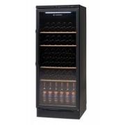Espositore Refrigerato Verticale per Vino TecFrigo Capacità Bottiglie n° 86 Ø 75 mm Temperatura +6/+16 °C Capacità 300 Lt Potenza 125 W Modello VKG 511 BLACK