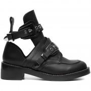 Laarzen cut out buckle - Schoenen