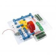 Puzzle electronic cu 198 experimente Miniland, 8 ani+, 27 piese
