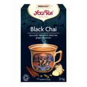 Yogi Tea - Black Chai, ekologisk (17 tépåsar)