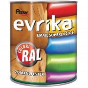 Vopsea Email AZUR Evrika S5044 Rosu RAL 3011 0.75 Litri