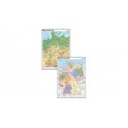 Betzold Länderkarte: Deutschland