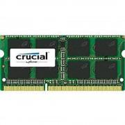 Notebook Memorijski modul Crucial CT102464BF160B 8 GB 1 x 8 GB DDR3L-RAM 1600 MHz CL11 11-11-27