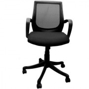 Mavi Executive Medium Black Back Chair