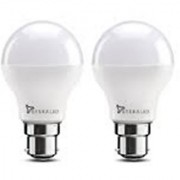 LNVO 3 Watt LED Bulbs Pack of 2 Cool Day Light