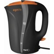 Pigeon EGNITE 1 LTR. Electric Kettle(1 L, Black, Orange)