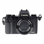 Canon PowerShot G5 X Schwarz refurbished