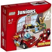Lego Iron Man Versus Loki, Multi Color
