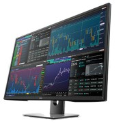 "Monitor Dell 43"", P4317Q, 3840x2160, IPS, VGA, HDMI 2x, DP, Zvučnici, crna, 36mj"
