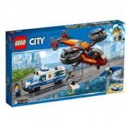 Конструктор Лего Сити Полиция в небето – кражба на диаманти, LEGO City, 60209