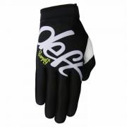 mx crosskläder crosshandskar Crosshandskar - Svart - DEFT - Small