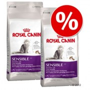 Dubbelpak: Royal Canin Feline Kattenvoer 2 x 10 kg - Indoor Long Hair