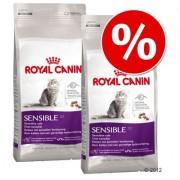 Dubbelpak: Royal Canin Feline Kattenvoer 2 x 10 kg - Light