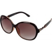 TOMCLUES Cat-eye, Oval Sunglasses(For Girls)