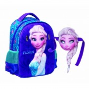 Ghiozdan Gradinita Elsa Frozen 3D Giovas