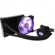 Охладител за процесор Cooler Master MasterLiquid ML120L RGB, течно охлаждане, AMD/INTEL, CM-FAN-MLW-D12M-A20PC-R1
