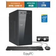 GABINETE EASYPC CORE I5 8GB RAM HD 1TB WIN 10