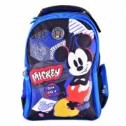 Ghiozdan clasele I-IV Pigna Mickey Mouse albastru-negru MKRS1951-2