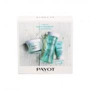 PAYOT Hydra 24+ Crème Glacée confezione regalo crema viso giorno 50 ml + emulsione idratante levigante 125 ml + maschera viso 15 ml donna