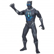 Black Panther Garras De Combate Titan Hero Series
