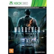 Game Xbox 360 Murdered Soul Suspect - Unissex