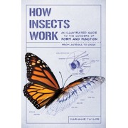 How Insects Work: An Illustrated Guide to the Wonders of Form and Function--From Antennae to Wings, Paperback/Marianne Taylor